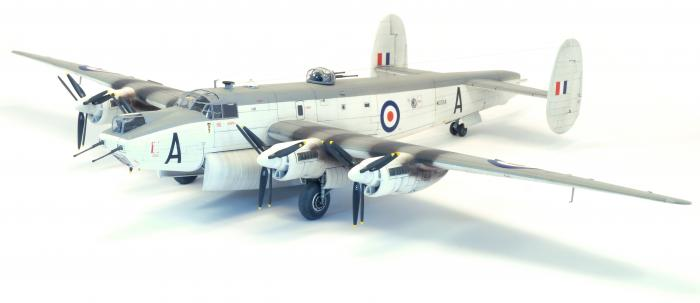 Airfix Shackleton