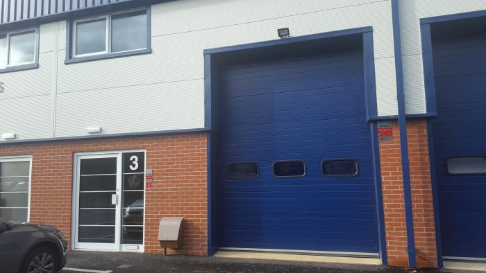Valiant Wings' new warehouse venue