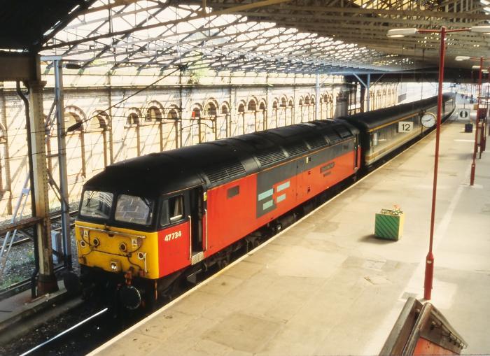 Class 47 47734
