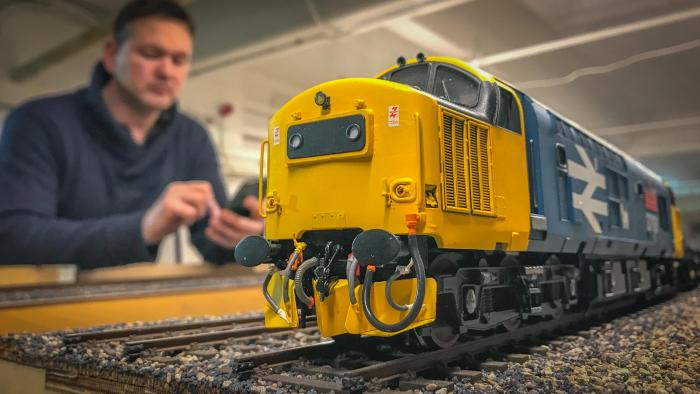 Britain's biggest model railway