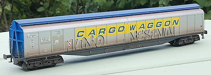 Cargowaggon
