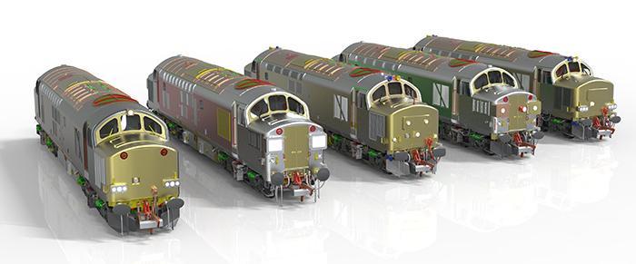 Accurascale Class 37s