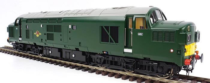BR green with small panels Class 37/0