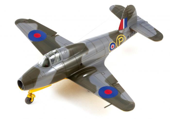 Gloster E39