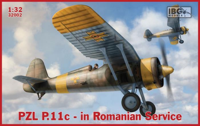 IBG PZL P.11c