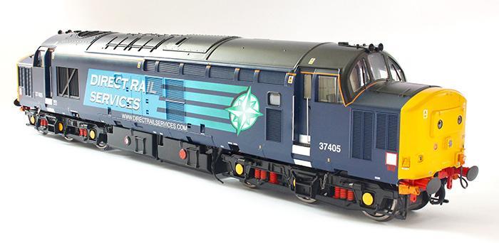Revolution Heljan Class 37