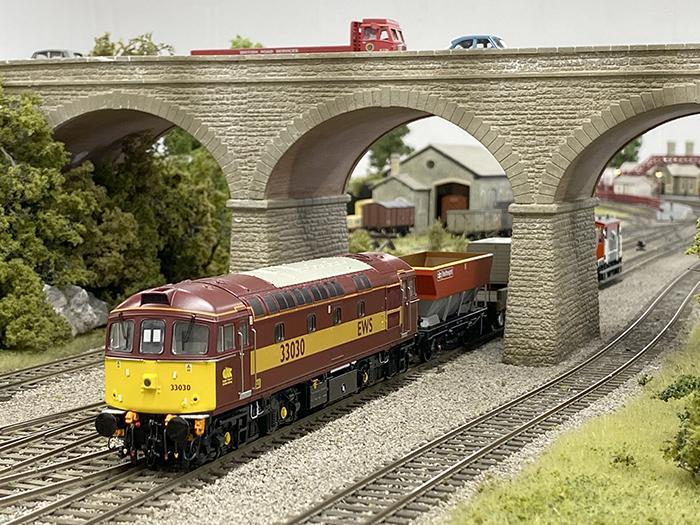 Class 33 33030