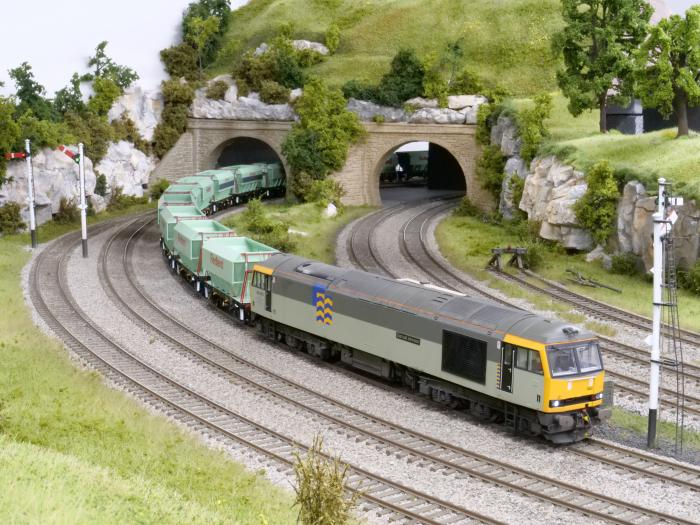 Class 60 and PGAs