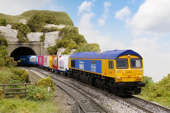 Class 66 66731