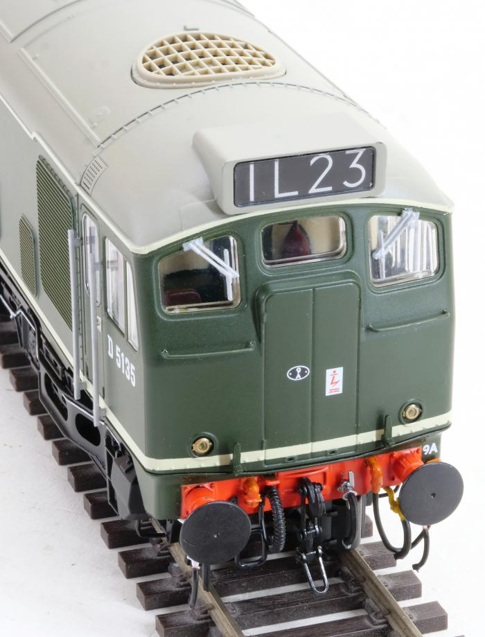 Bachmann Class 24