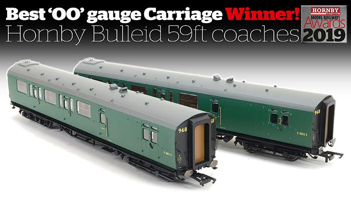 Best OO gauge carriage