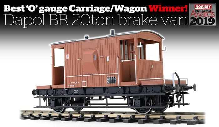 Best O gauge wagon