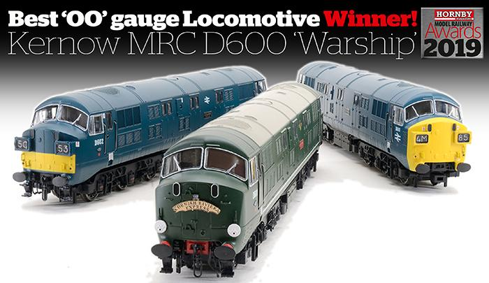 Best OO gauge locomotive