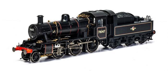 Hornby 2MT