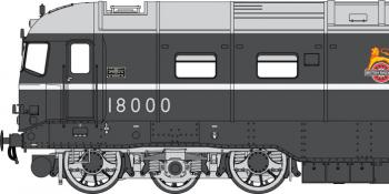 Rails 18000 artwork