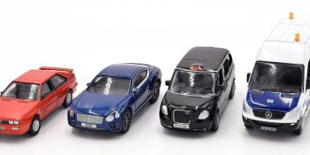 HM162 Oxford Diecast vehicles