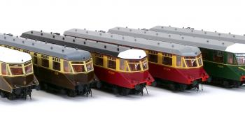 Heljan GWR railcars are ready for production